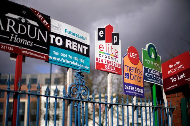Major banks have unleashed a wave of new 5% deposit mortgages onto the market, as part of a new government-backed scheme to help first-time buyers and home movers. (Photo by Christopher Furlong/Getty Images)