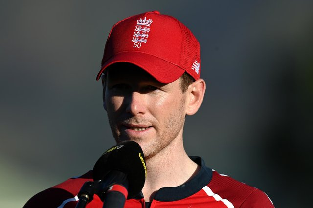 England, led by captain Eoin Morgan, are the world's number one side, have won every series over the past three years and boast highly ranked players Dawid Malan and Adil Rashid. (Pic: Getty Images)