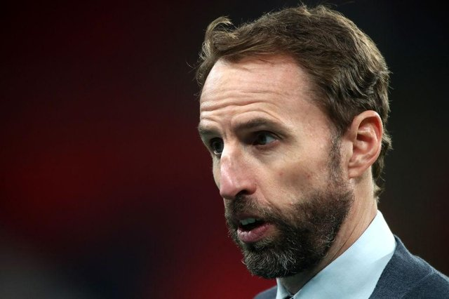 England head coach Gareth Southgate.