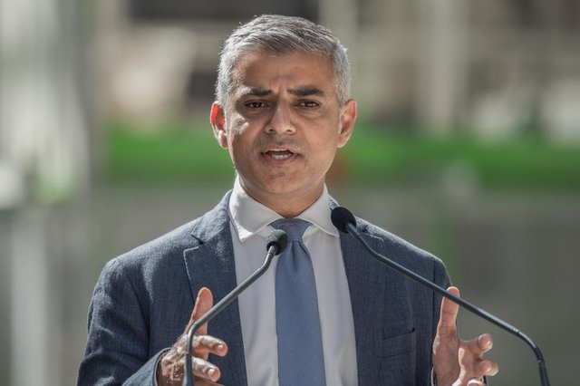 Labour's Sadiq Khan has been re-elected as Mayor of London, beating Conservative rival Shaun Bailey (Photo: Shutterstock)