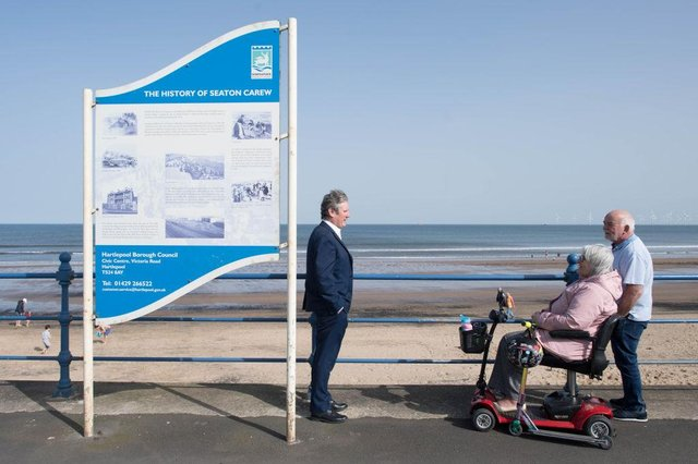 Hartlepool by-election 2021: why is Hartlepool such an important seat for Labour and Keir Starmer? (Photo by Stefan Rousseau-WPA Pool/Getty Images)