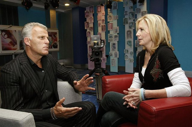 The journalist is well-known for investigating the disappearance of Natalee Holloway.