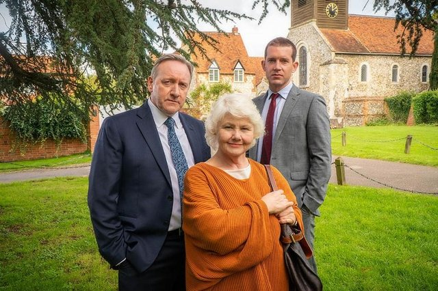 Midsomer Murders return for a two- hour Easter treat (ITV)