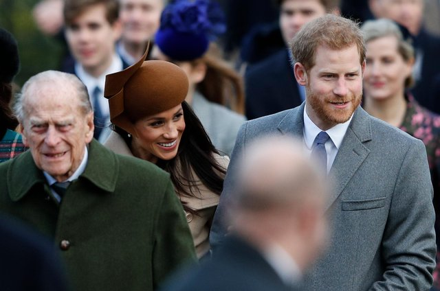 Harry is likely to travel from the US to attend his grandfather's funeral (Photo credit should read ADRIAN DENNIS/AFP via Getty Images)