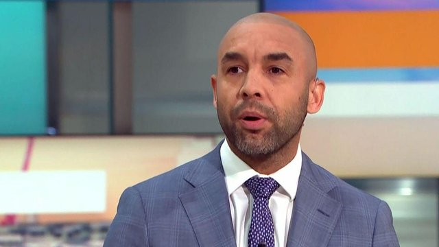 Alex Beresford says that he experienced online abuse following his fall out with Piers Morgan (ITV)