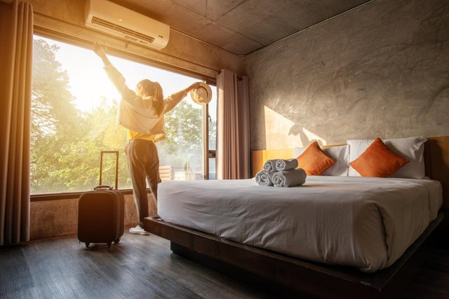 When will hotels, apartments and self accommodation places reopen? Government set to outline its plan for easing Covid lockdown restrictions. (Pic: Shutterstock.)
