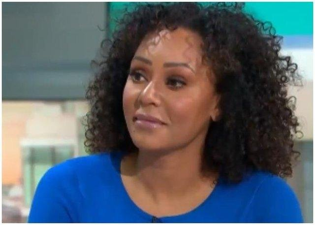 Singer Mel B opened up about her experience of domestic abuse, in a compelling interview with Good Morning Britain on May 17 (ITV/GMB)
