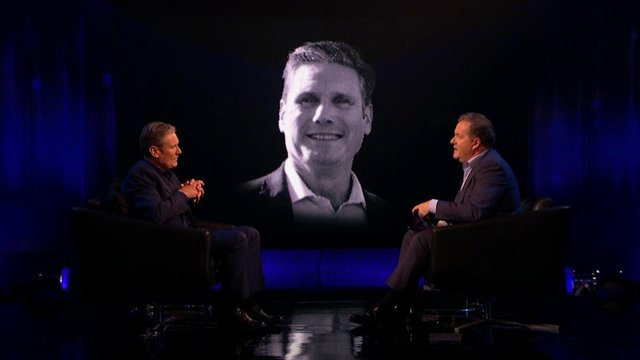 Keir Starmer analysis: It will take much more than a good interview for Starmer to seriously challenge the Tories for power (Photo: ITV)