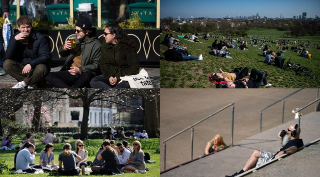The early May bank holiday is the next upcoming public holiday for people in England and Wales (Photos: Getty Images)
