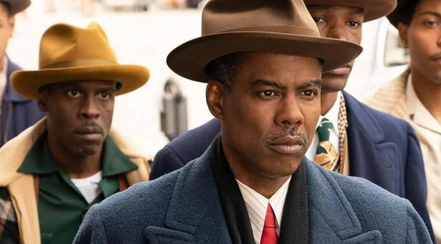 Chris Rock will be taking the reins in the fourth series of Noah Hawley's mini-series (FX)