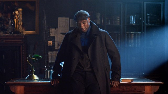 Omar Sy returns as the modern-day gentleman thief Assane Diop in part two of Netflix's Lupin (Netflix)