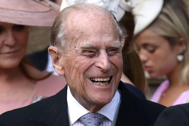 The Duke of Edinburgh was the longest-serving consort in British history and was due to celebrate his 100th birthday this year (Photo: STEVE PARSONS/POOL/AFP via Getty Images)