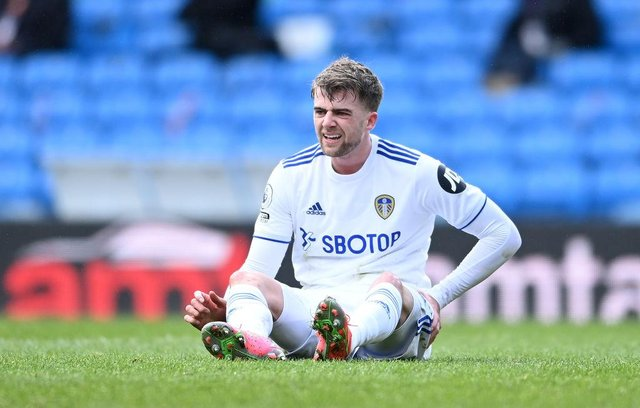 Patrick Bamford has recovered from a hip injury to lead the line for Leeds United.