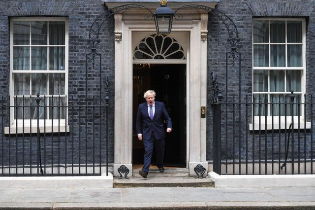 """Lord Geidt said """"the Prime Minister, unwisely, in my view, allowed the refurbishment of the apartment at No 11 Downing Street to proceed without more rigorous regard for how this would be funded"""" (Getty Images)"""