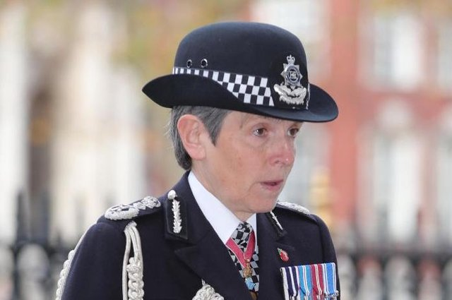 Dame Cressida Dick has faced calls to resign as a report into the Metropolitan Police's handling of the Daniel Morgan murder case finds the force is institutionally corrupt (Picture: Getty Images)