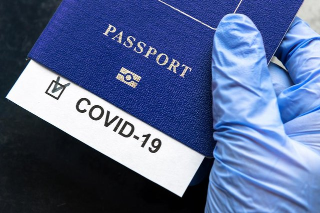 International travel rules could be relaxed for those who are fully vaccinated against Covid-19, under plans being considered by the Government (Photo: Shutterstock)