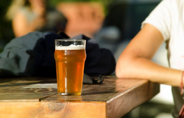 The government has set out coronavirus guidance for pubs and customers ahead of the reopening on 12 April (Shutterstock)
