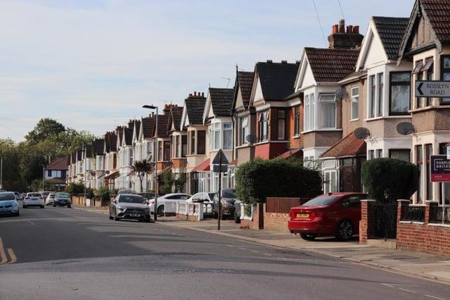 Homes in Barking (Shutterstock)