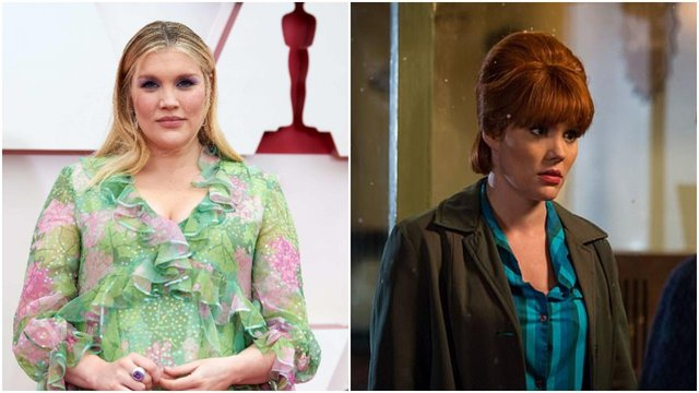 Emerald Fennell starred in Call the Midwife as Patsy before she went on to direct Promising Young Woman (PA Media/BBC)