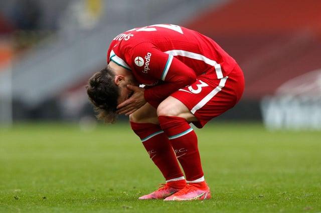 Xherdan Shaqiri of Liverpool. (Photo by Phil Noble - Pool/Getty Images)