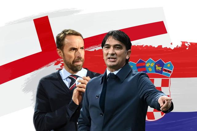England take on Croatia in their Euro 2020 opener.
