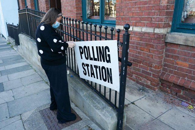 Polling stations opened at 7am across Great Britain and will close at 10pm (Photo: Ian Forsyth/Getty Images)