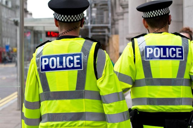 Four men remain in custody after anti-Semitic abuse was heard being shouted from a car in north London (Photo: Shutterstock)