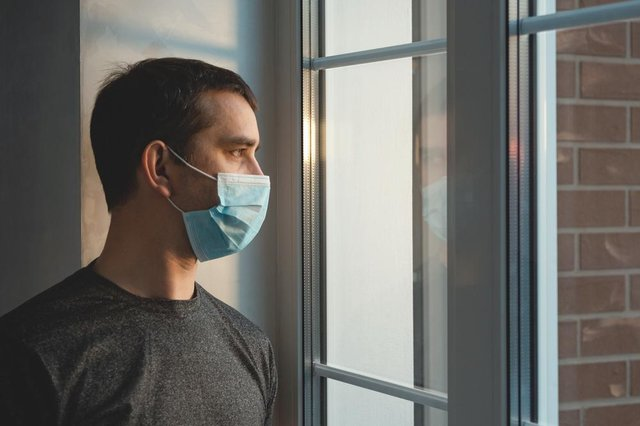 You may be asked to self isolate by NHS test and trace or the Covid-19 app (Photo: Shutterstock)