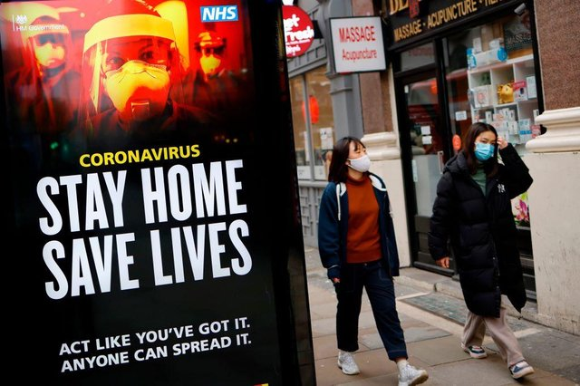 The 10-day quarantine period for contacts of positive cases is expected to remain after 21 June (Photo: Getty Images)