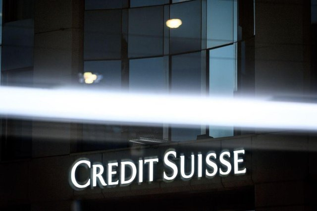 In a statement, Credit Suisse's chief executive called the 'significant loss' in business relating to the failure of a US-based hedge fund 'unacceptable' (Photo: FABRICE COFFRINI/AFP via Getty Images)