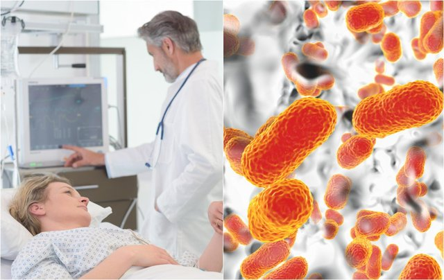 A rising number of hospital admissions across England have been linked to antimicrobial resistance (Photo: Shutterstock