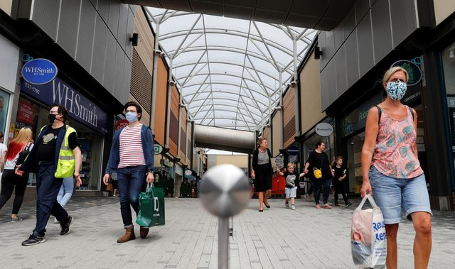 Consumers are getting ready to return to the shops following the continued lifting of coronavirus lockdown restrictions (Getty Images)
