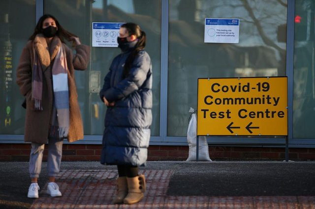 Putting streets into lockdown could be an effective way of containing outbreaks of Covid-19 variants (Photo: Hollie Adams/Getty Images)