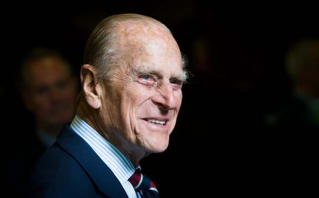The Duke of Edinburgh passed away on 9 April at the age of 99  (Photo by Danny Lawson - WPA Pool/Getty Images)