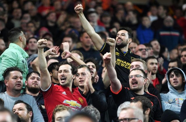 Manchester United fans have hit out at the Champions League plans.