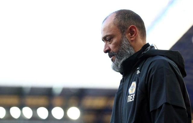 Nuno Espirito Santo is leaving Wolves at the end of the season.