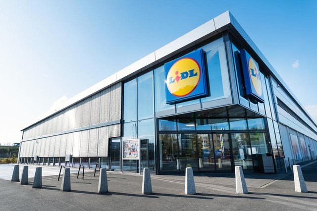 Lidl said the new shops will all feature modern tech, with solar panels and electric vehicle charging points
