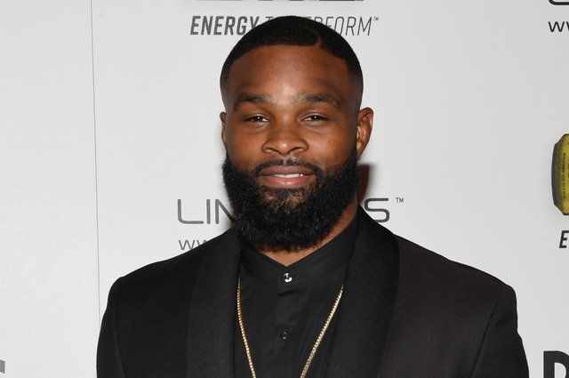 Tyron Woodley is a former UFC Welterweight Champion who held the title for nearly three years before losing it in 2019 - a fifth defence of the belt. (Pic: Getty Images)