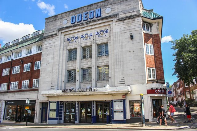 The cinemas will reopen with new safety measures in place.