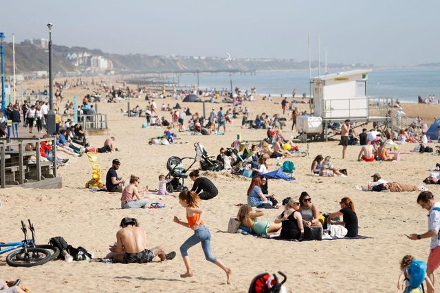 Temperatures expected to 25C in parts of the UK today (Photo: Getty Images)