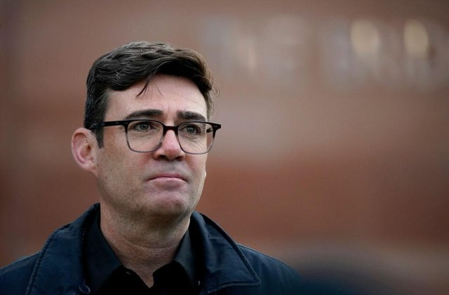 Andy Burnham: Government must 'fill in the map'and offer devolution to all parts of England (Photo by Christopher Furlong/Getty Images)
