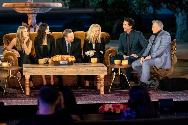 The gang are back for a one off special (Photo: Terence Patrick/HBO Max)