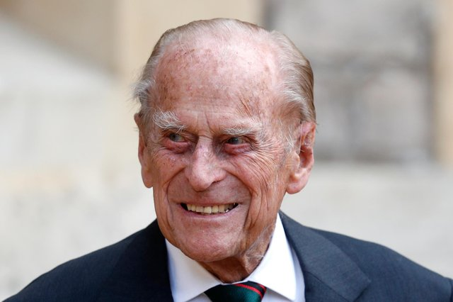 Prince Philip was the longest-serving consort in British history and was due to celebrate his 100th birthday this year. (Photo by Adrian Dennis - WPA Pool/Getty Images)