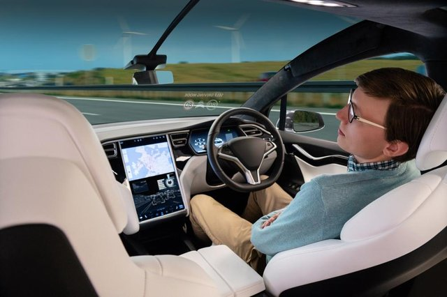 The phrase self-driving cars conjures up unrealistic ideas in some drivers