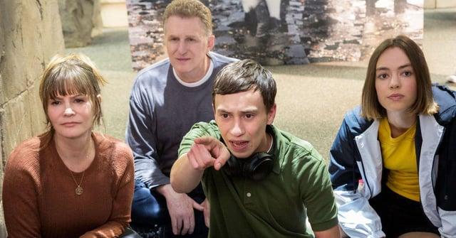 Atypical cast (Netflix)