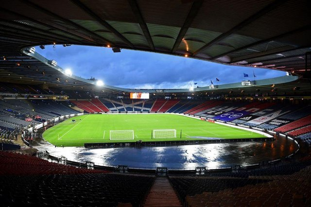 Hampden Park will host two of Scotland's group stage matches (Photo: Getty Images)