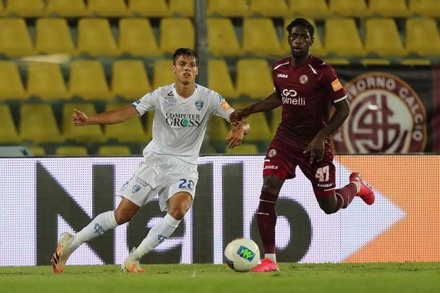Samuele Ricci of Empoli.  (Photo by Gabriele Maltinti/Getty Images for Lega Serie B)