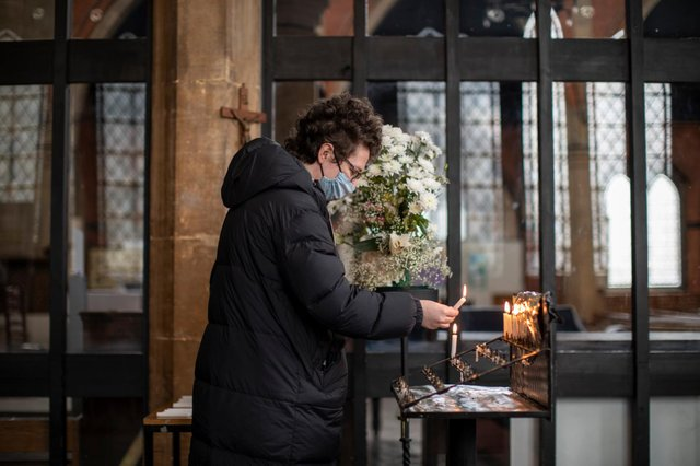 A judicial review into Covid regulations on places of worship was launched by a group of 27 church leaders at the Court of Session (Getty Images)