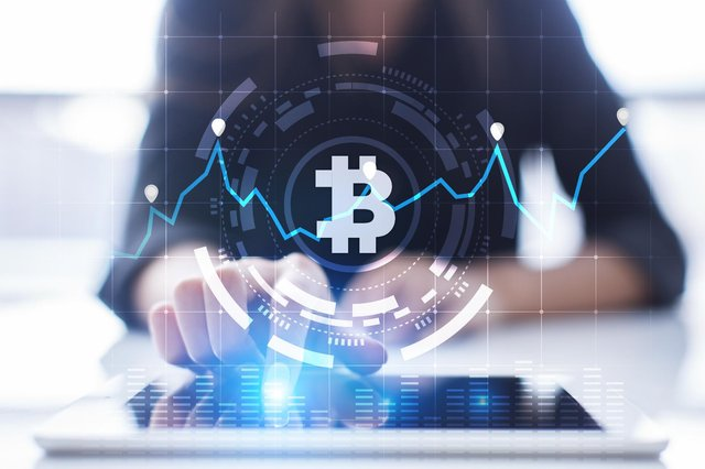 Crypto currencies took another blow this week when China clamped down hard on the trading of digital coins across the country. (Pic: Shutterstock)