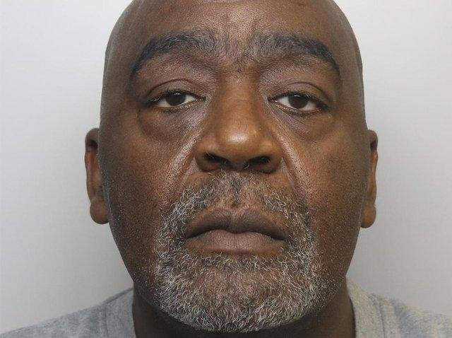 Alphonso Frederick carried out the assault on the woman after he rekindled an old friendship with her following his prison release